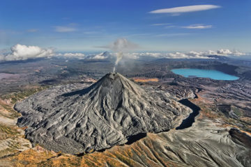 Гавайские люди приняли вулканическую магму за оливин